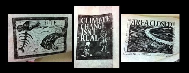 Student prints